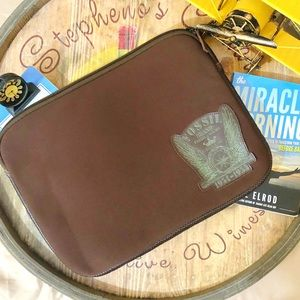 Fossil Laptop Sleeve Brown